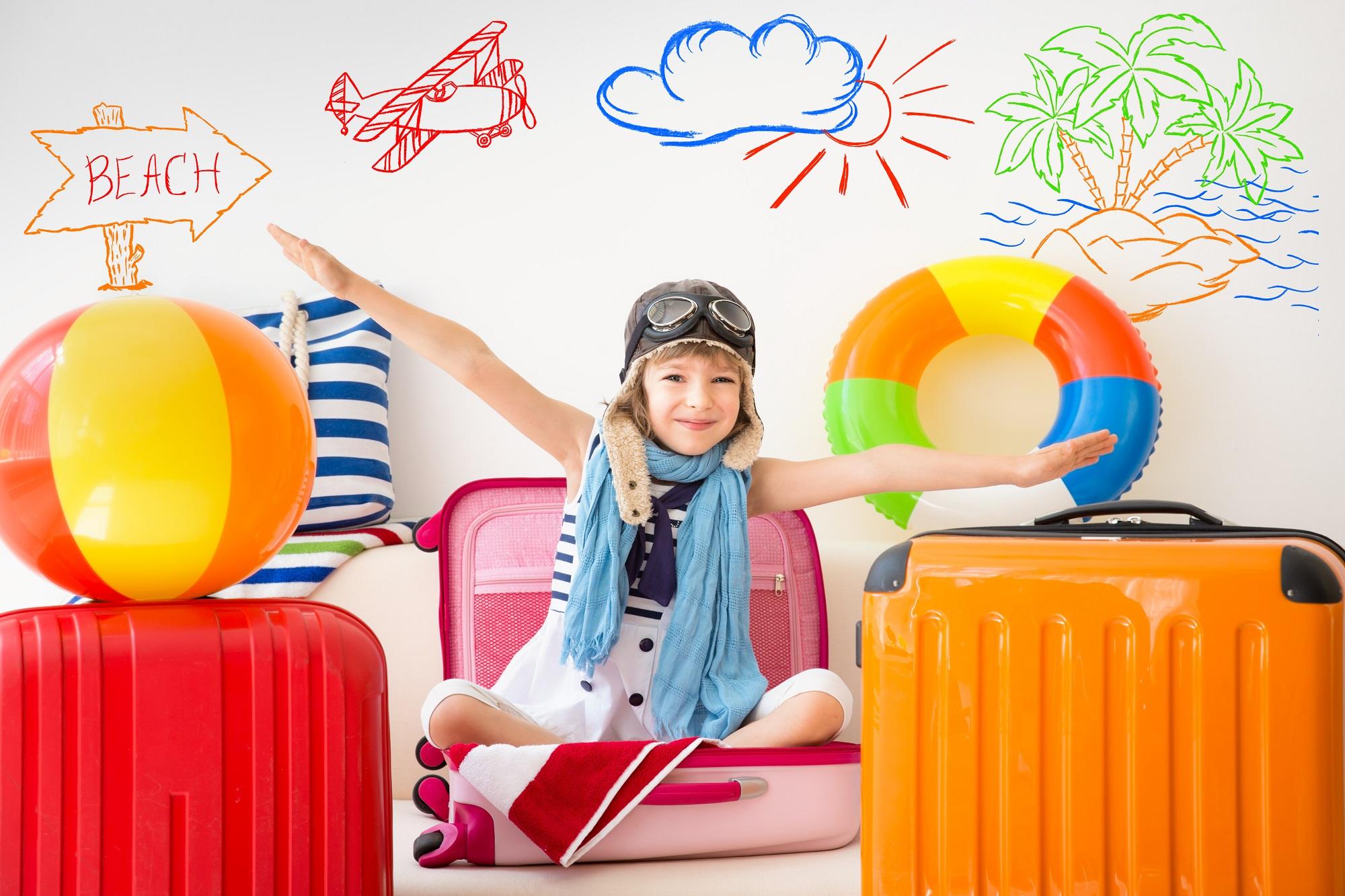июнь 2018 как отдохнуть. Источник фото: Shutterstock