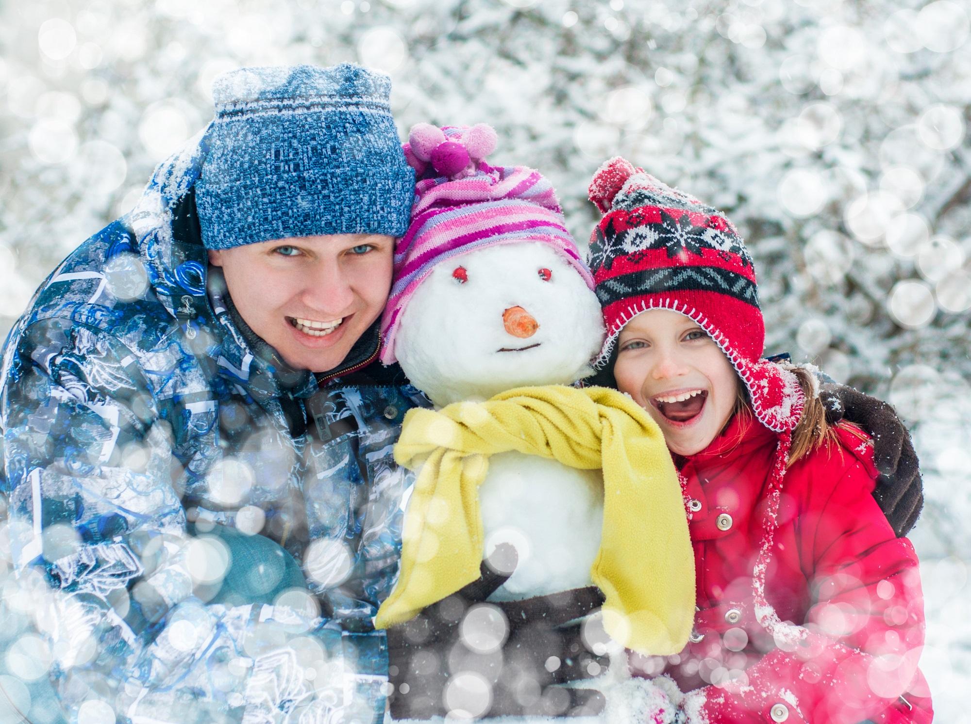 Календарь зимних праздников 2018 года. Источник фото: Shutterstock