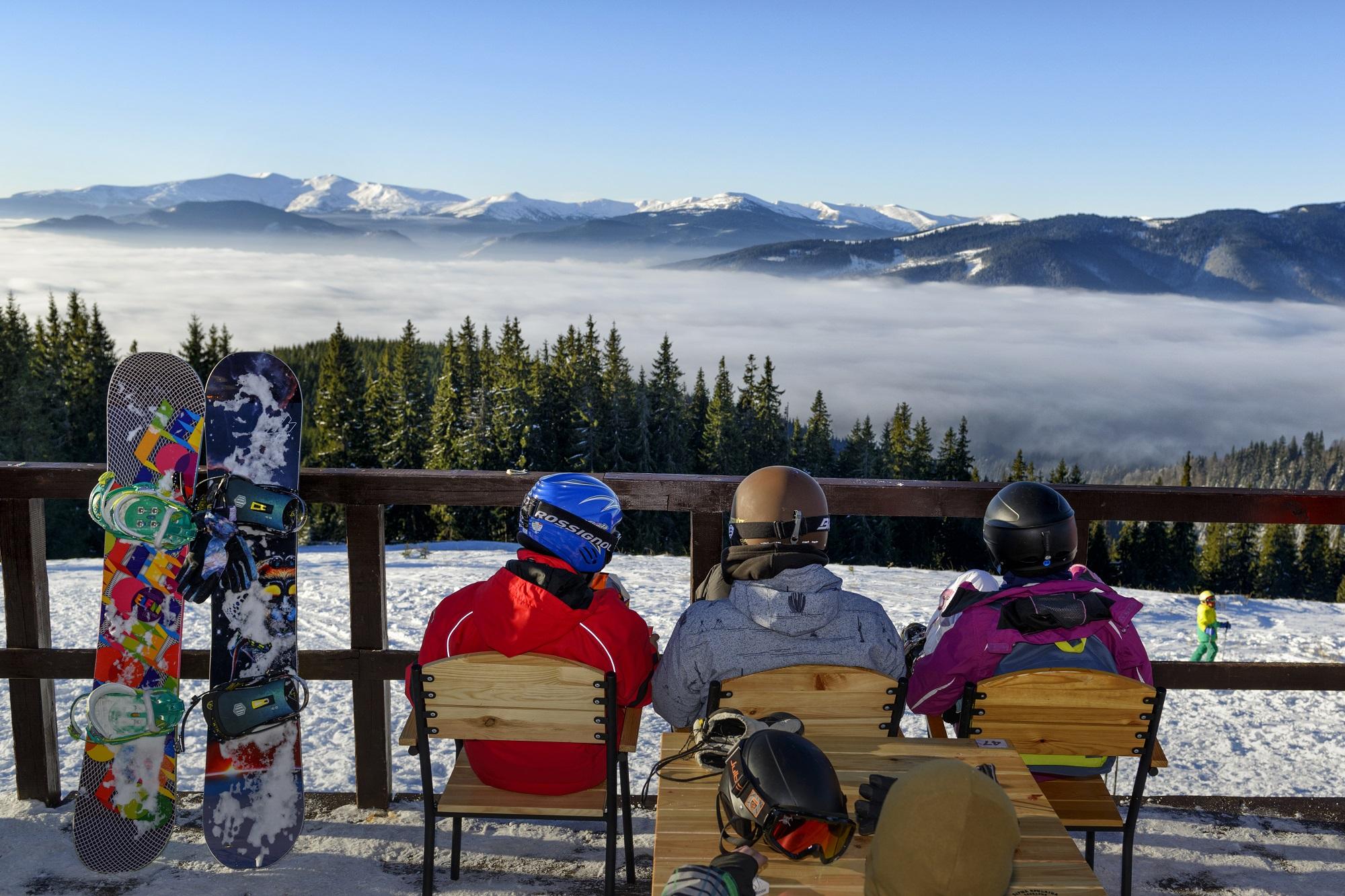 Отпуск в ноябре. Куда поехать? Источник фото: Shutterstock
