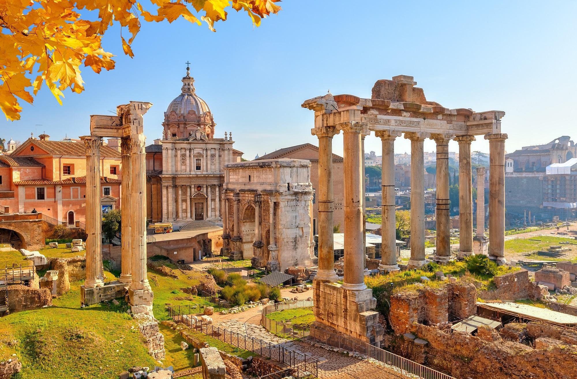 Отпуск в сентябре. Куда поехать? Источник фото: Shutterstock