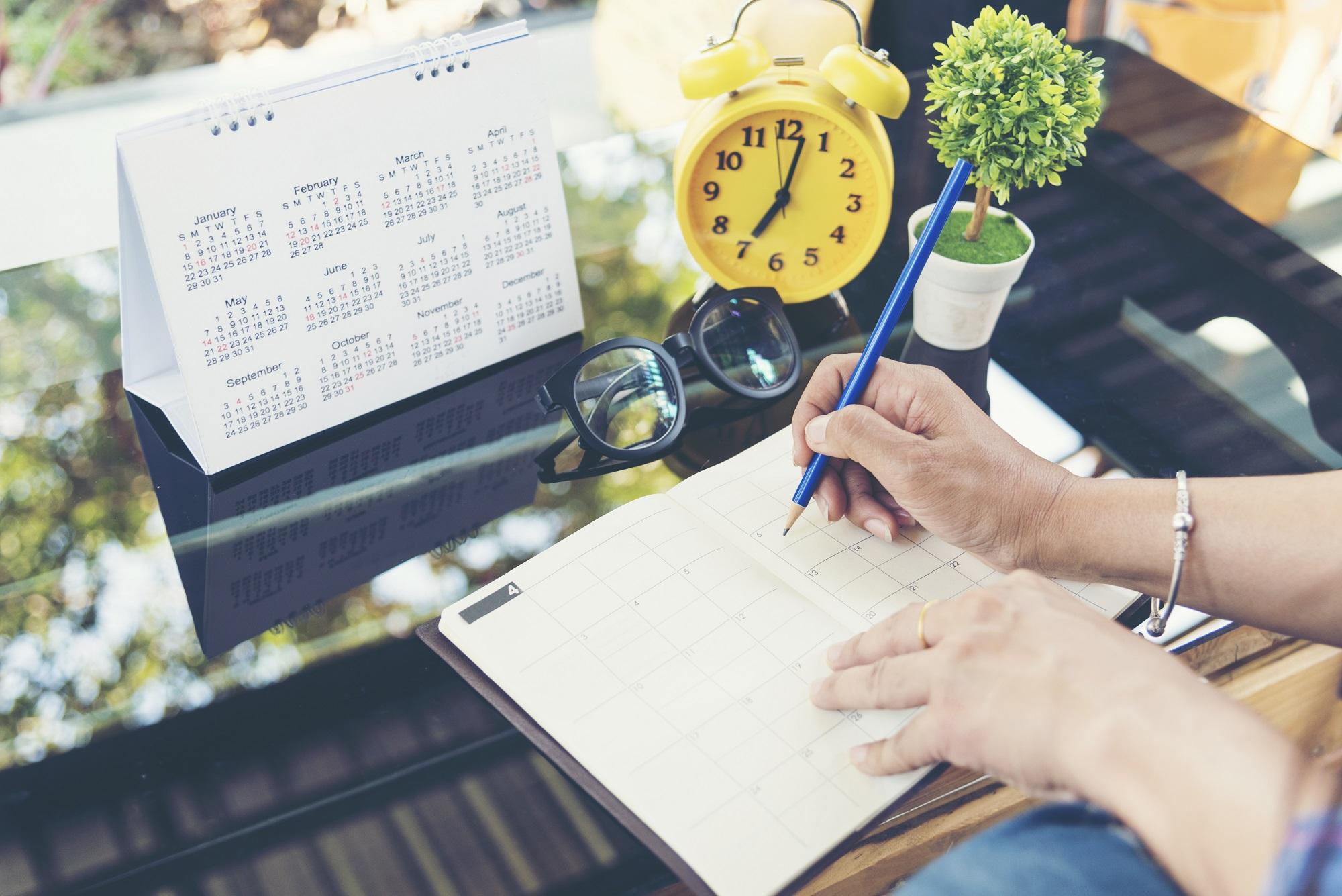 Праздники в календаре 2018 года. Источник фото: Shutterstock