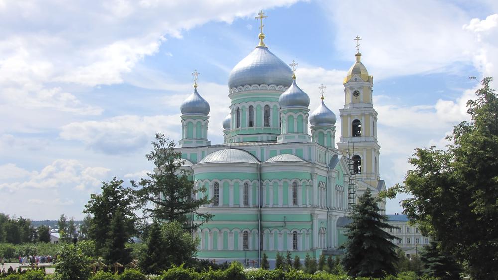 Свято-Троицкий собор в Дивеево