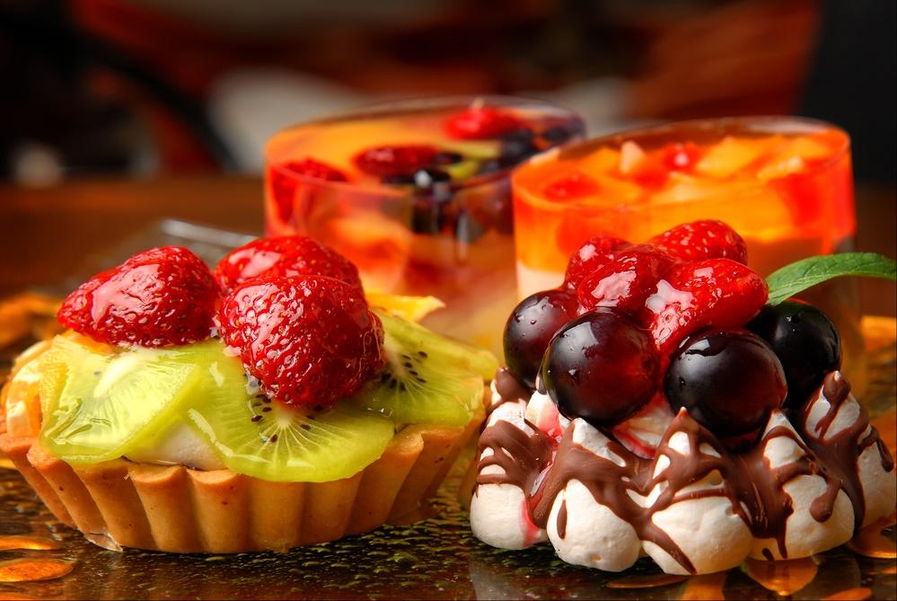 Сегодня всемирный день десерта