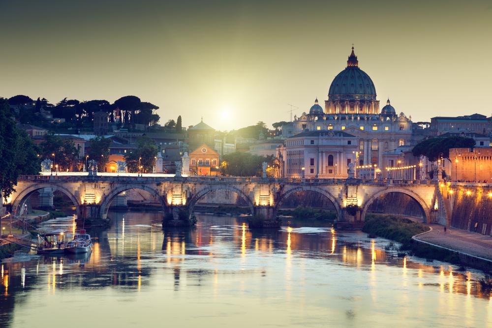 Вечерний Ватикан