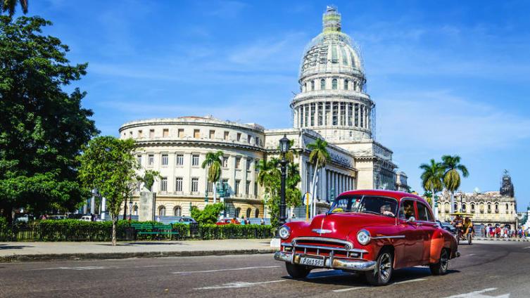 Вид Гаваны