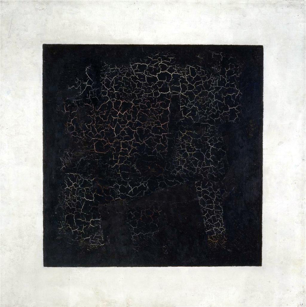 Малевич, Черный квадрат