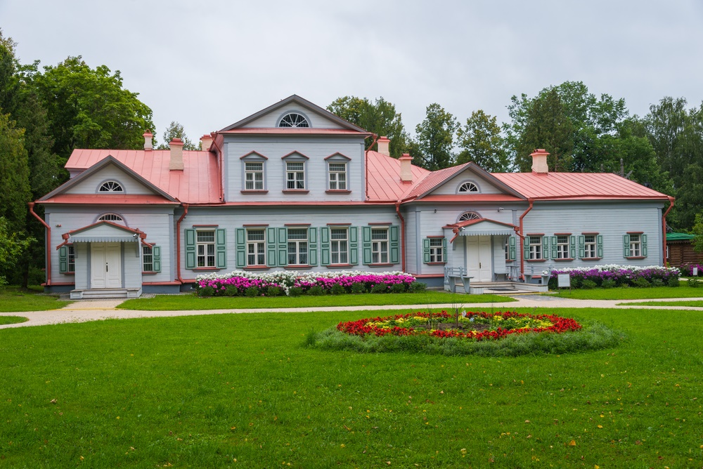 Усадьба Абрамцево, Московская область