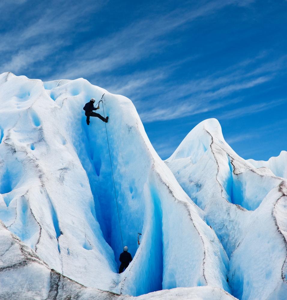 Покоряя льды Патагонии, Аргентина