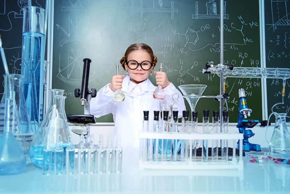 11 февраля - Международный день женщин и девочек в науке