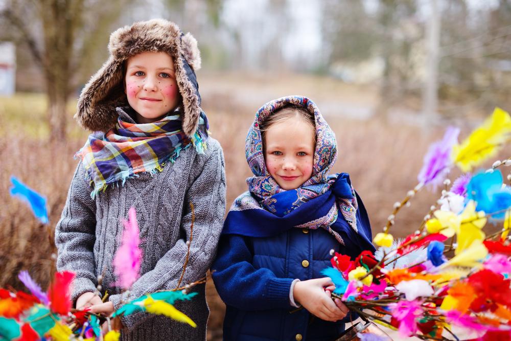 Празднование Пасхи в Финляндии