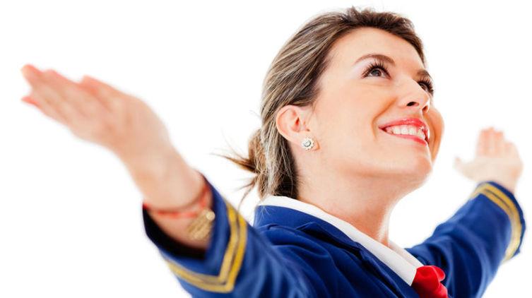12 июля - Всемирный день бортпроводника