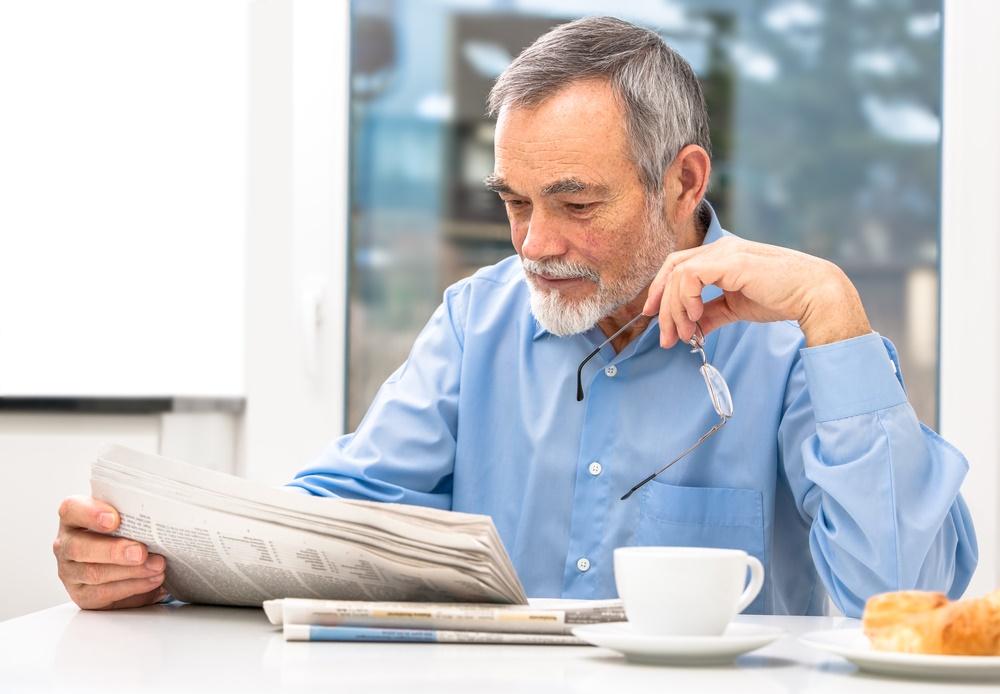 А вы читаете газеты?