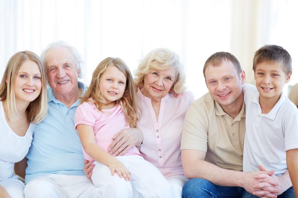 Крепкая семья важна во все времена!