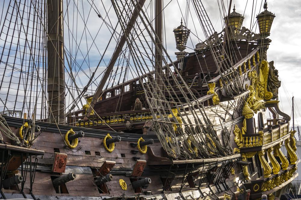 19 сентября - Международный день подражания пиратам