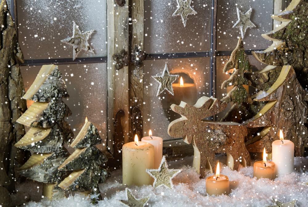 Совсем скоро Рождество!