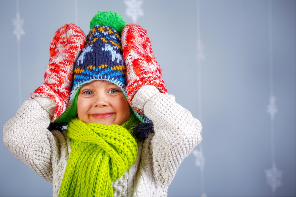 Ура, скоро наступит зима!