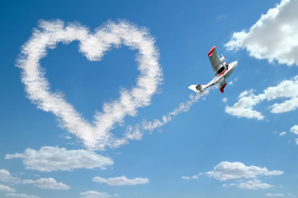 Любовь к небу - это навсегда