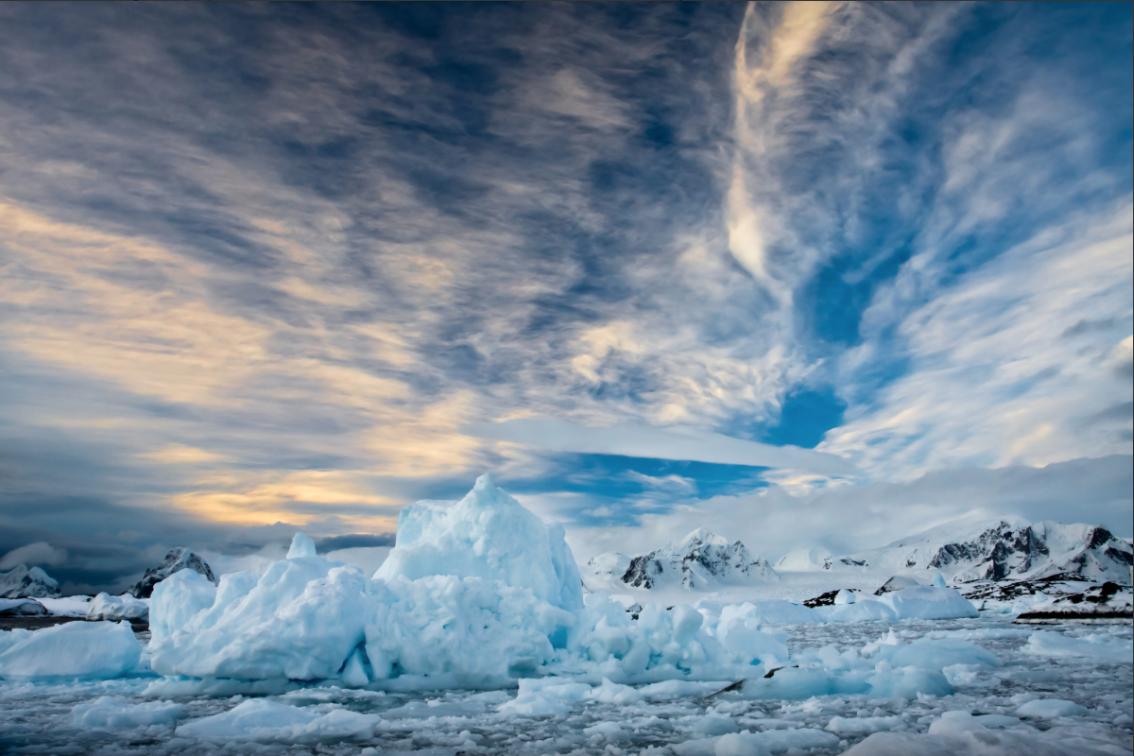 Сегодня День полярника