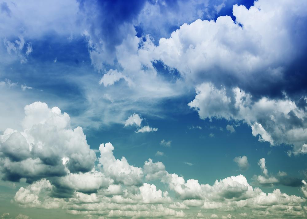 Красота и могущество облаков