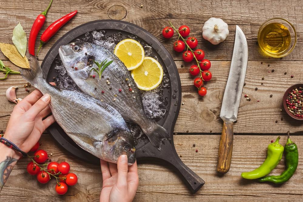Алексей Рыбный - отличный повод приготовить что-то вкусное