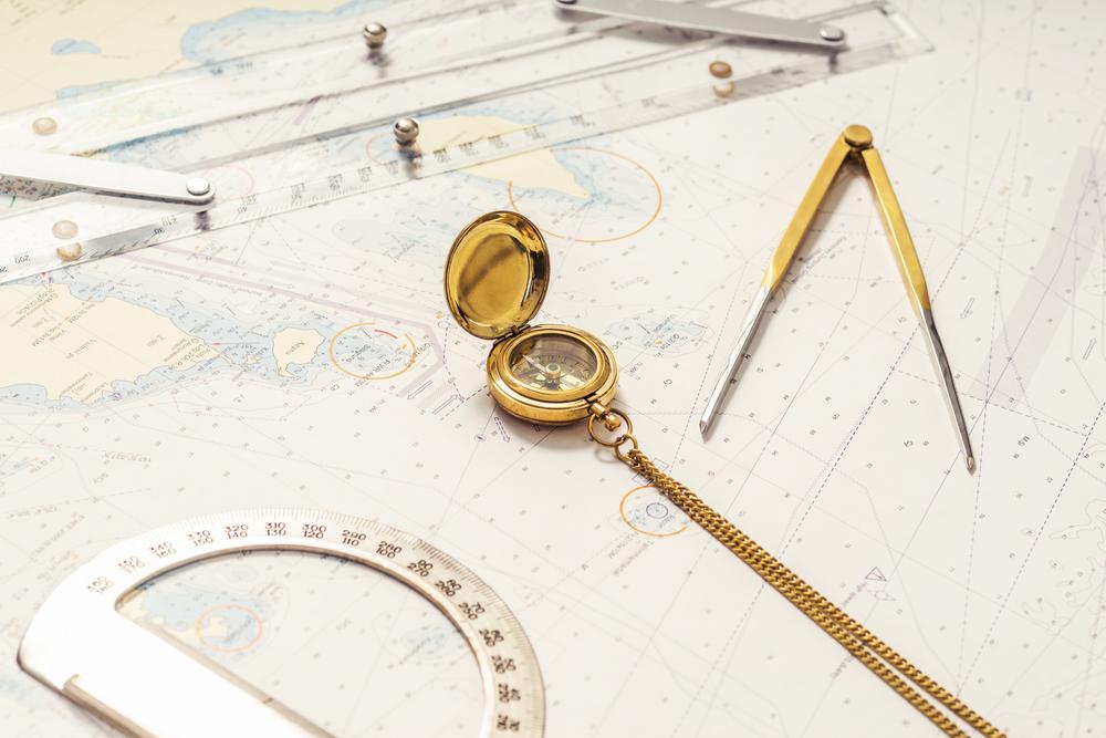 Инструменты мореплавателя