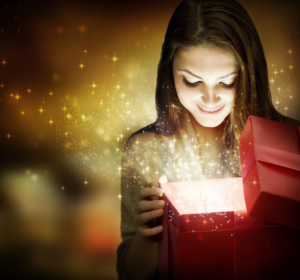Сегодня день подарков!