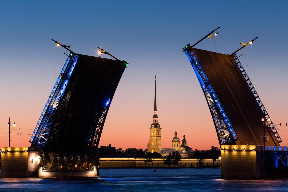 Сегодня День основания Санкт-Петербурга