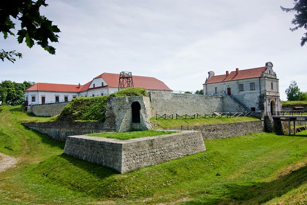Збаражский замок, Тернопольская область, Украина