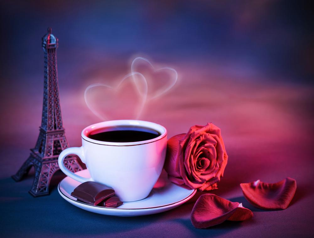 Мечтать о Париже приятно всегда!