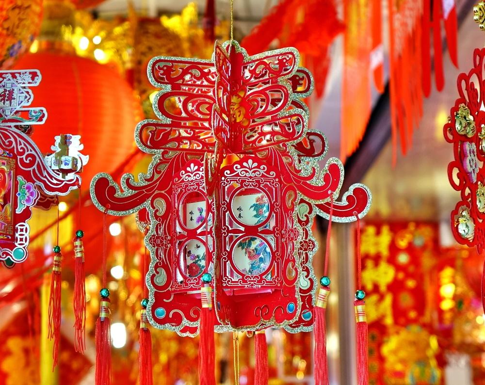 Китайский новый год 2019 начинается 5 февраля