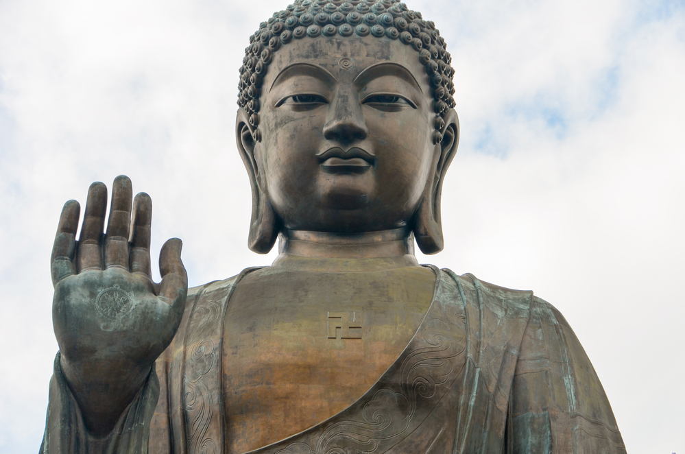 Тяньтань Будда в Гонконге