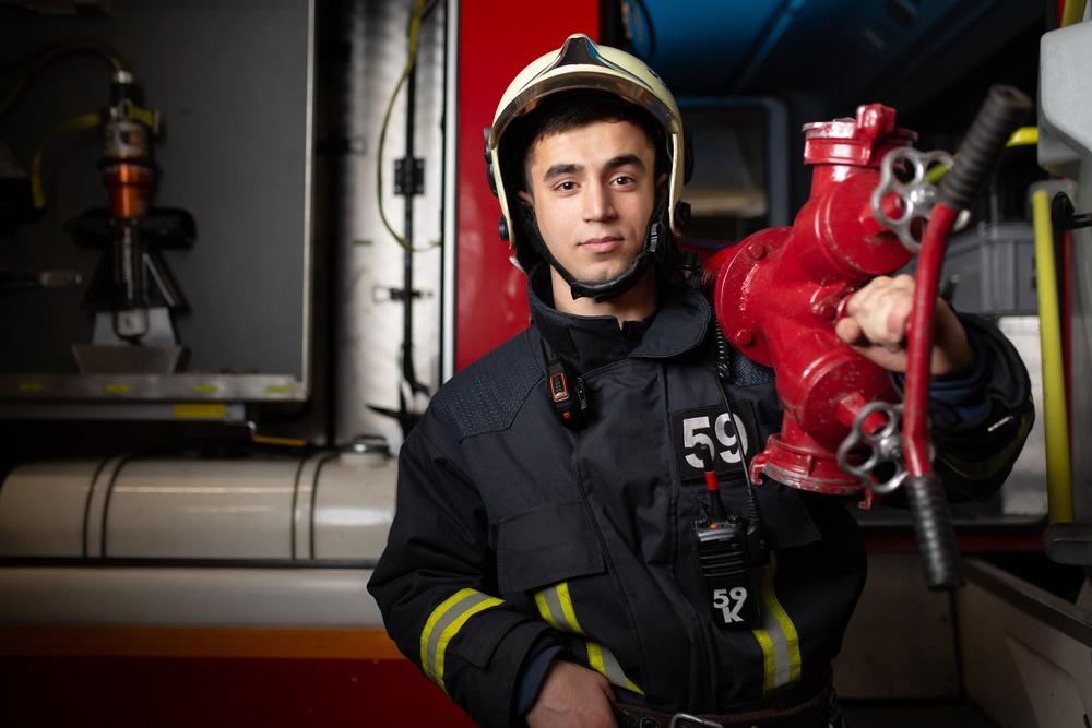 Сегодня Международный день пожарных