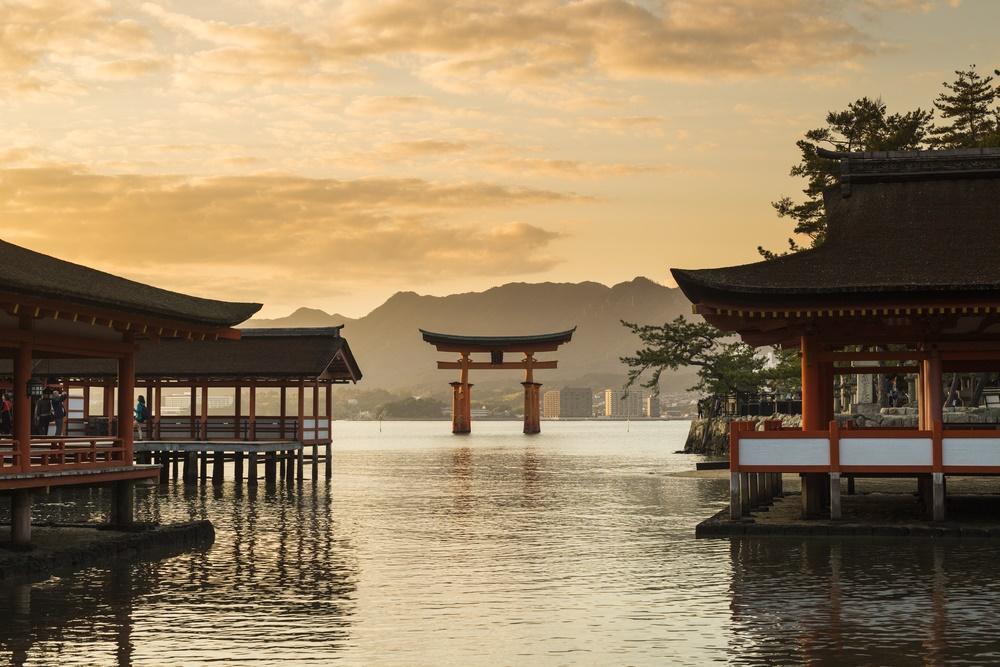 Хиросима, Япония
