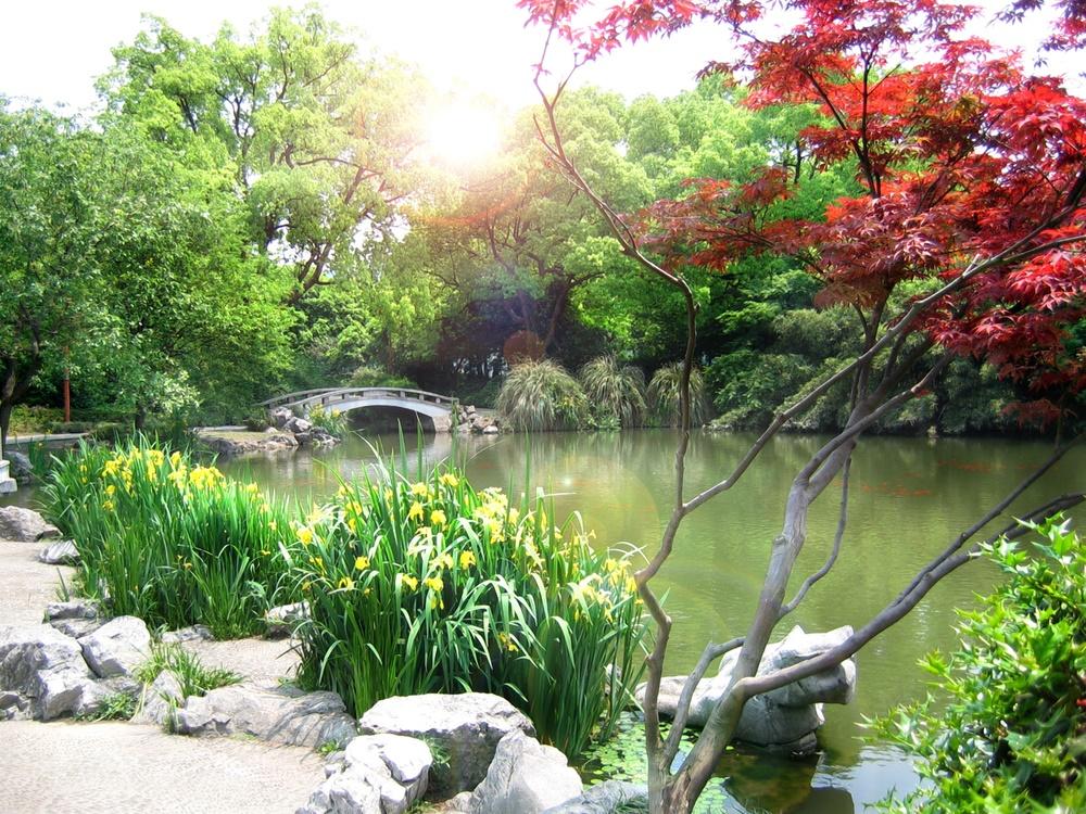 Красота природы в Китае