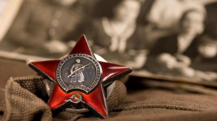 Сегодня День Победы, 9 мая