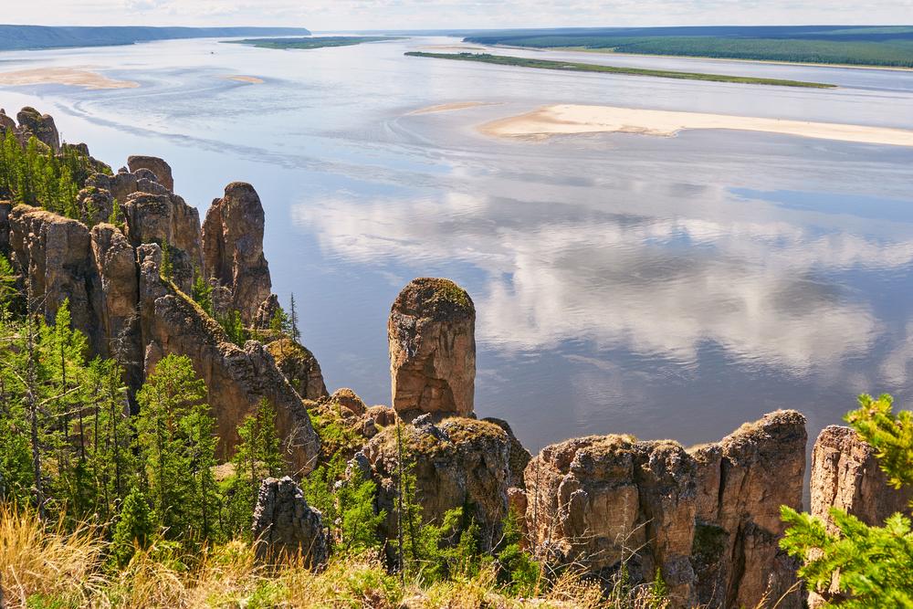 Ленские столбы, национальный парк в Якутии