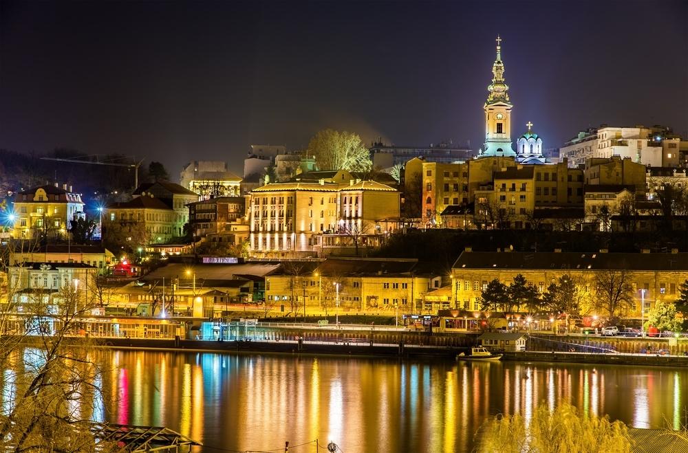 Вечерний Белград