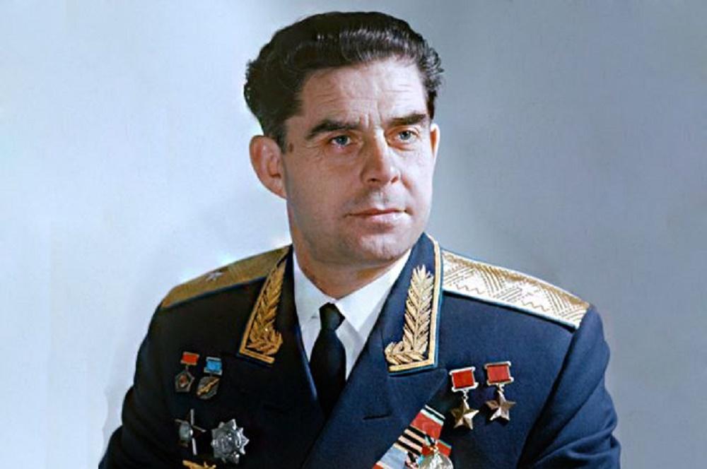 Георгий Береговой