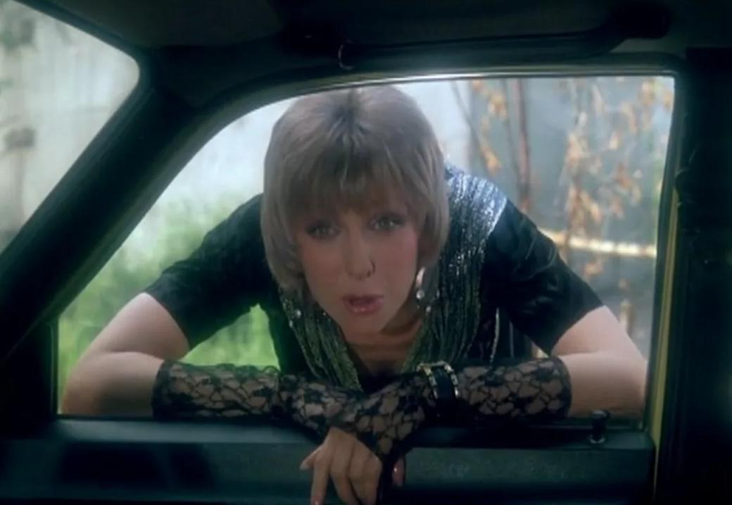 Елена Яковлева, кадр из фильма «Интердевочка»