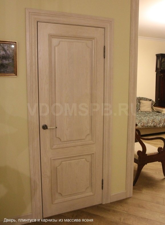 Двери из массива дуба - dveriregionovru