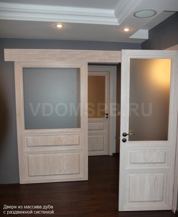 Купить классические межкомнатные двери Status Doors