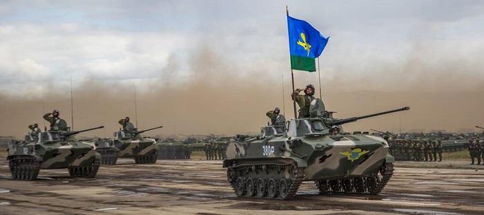День Воздушно-десантных войск РФ