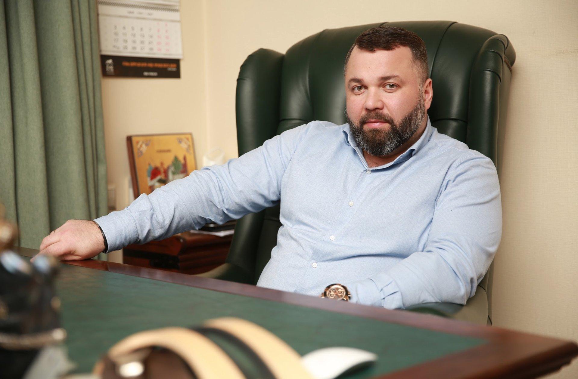 Максим Каганский