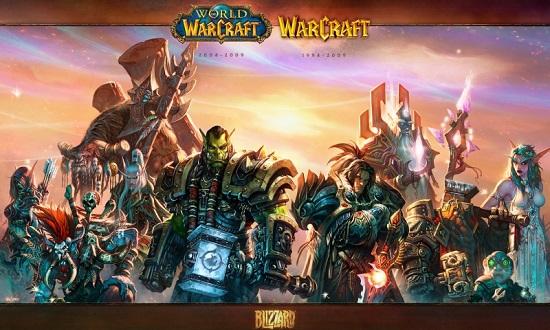 Согласно книге рекордов Гиннесса, World of Warcraft является самой популярной MMORPG в мире
