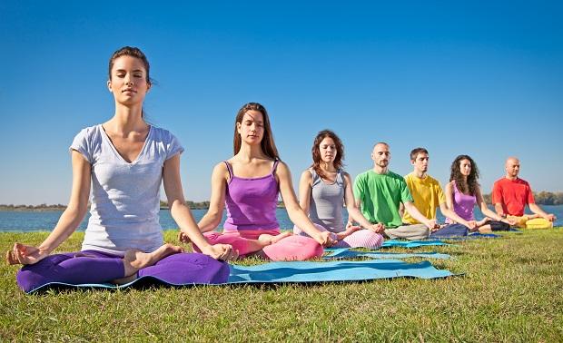 21 июня - Международный день йоги