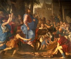 Вход Господень в Иерусалим (Вербное Воскресенье) в Румынии