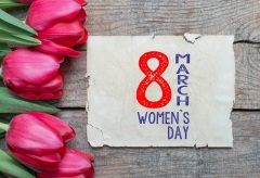 Международный женский день в Люксембурге