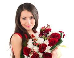Международный женский день в Казахстане