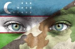 День защитников Родины в Узбекистане