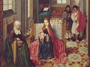 Торжество непорочного зачатия Девы Марии в Австрии
